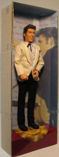 Talking 12 inch Elvis Presley Doll (white jacket)