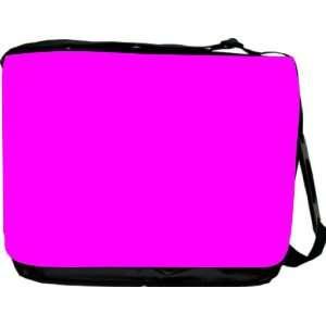 Rikki KnightTM Hot Pink Color Design Messenger Bag   Book
