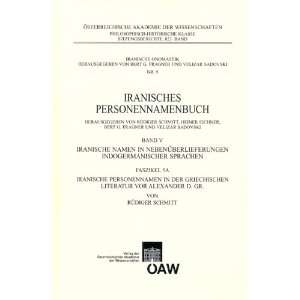 Klasse) (German Edition) (9783700171423) Schmitt Rudiger Books