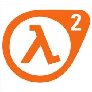 Half Life 2 Valve Video Game Vinyl Die Cut Decal Sticker 6