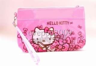 Wholesale 120 pcs HELLO KITTY PVC Purses Wallet Handbag Bag