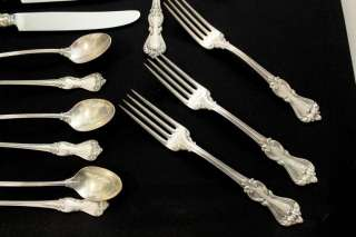 Reed & Barton Marlborough Sterling Silver Flatware