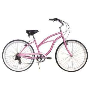 Beach Cruiser Bicycle Woman 26 Firmstrong Urban Lady multi