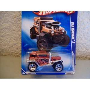 Hot Wheels 2009 Rebel Rides Bad Mudder 2 Toys & Games