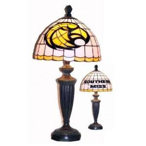 Southern Miss Mississippi Golden Eagles Tiffany Style