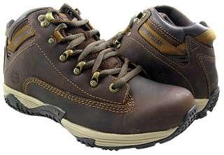 NEW Caterpillar Endeavor Mike Rowe Dark Brown Boot US SIZES