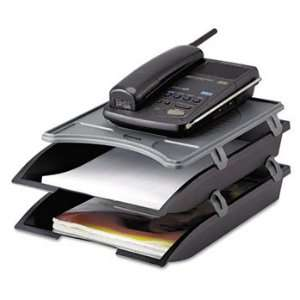 New Innovera 10150   Telephone Stand with Stackable Letter