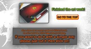 CARBON FIBER Laptop Skin Sticker  HP Acer Dell Asus IBM