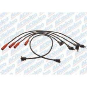 ACDelco 16 814G Spark Plug Wire Kit Automotive