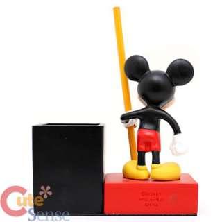 Disney Mickey Mouse Resin Figure Memo Pencil Holder 2