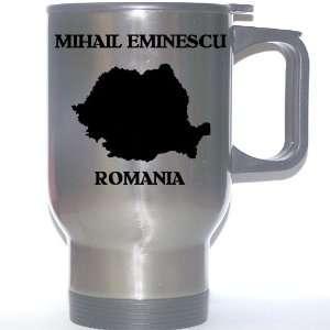 Romania   MIHAIL EMINESCU Stainless Steel Mug
