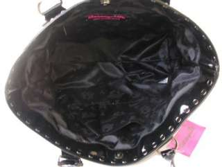BETSEY JOHNSON BETSEYVILLE Cat illac PINK Tote Bag NWT