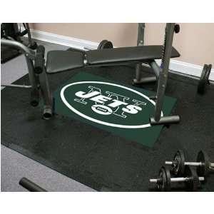 New York Jets NFL Team Fitness Tiles
