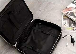 Mens Laptop Notebook Case Briefcase Shoulder Bag M012H