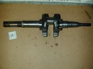 & Stratton 8HP #171701 Vertical Shaft Engine   Crankshaft