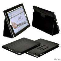 iPad 2 Smart Cover PU Leather Case + Screen Protector + Stylus   Free