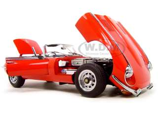JAGUAR E TYPE ROADSTER III 118 AUTOART DIECAST MODEL