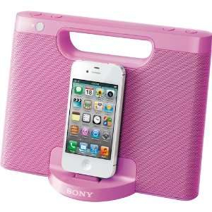 Sony Speaker Dock for iPod and iPhone  Players & Accessories