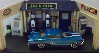 Hot Wheels Loose 66 Ford Fairlane GT (Blue Version)