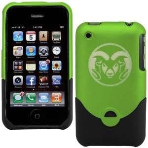 Rams Green Team Logo iPhone 3G/3GS Duo Shell Case
