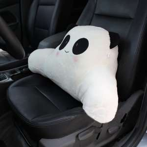 Lumbar Pillow Lumbar Support Cushion Panda, Large: Home
