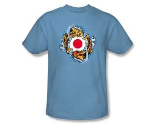 Koi Fish Japan Japanese Cool T Shirt Tee