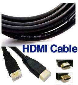 1x HDMI cable for connect HDTV