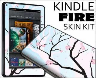 Kindle Fire Skin Vinyl Decal eBook Netbook Tablet #136