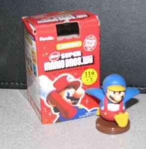 Furuta Nintendo Super Mario Bros. Penguin Mario Figure