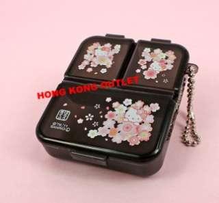 Hello Kitty Pill Case Box Pills Storage Case G28c