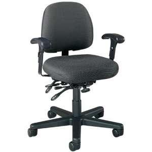 La Z Boy Contract Furniture Series 100 300 lb. Capacity Mid Back Task