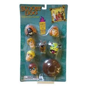 Scooby Doo Groovy Headstackers Toys & Games