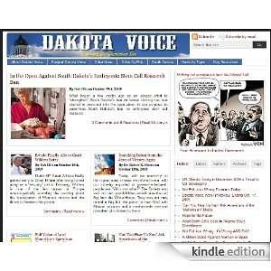 Dakota Voice Kindle Store Bob Ellis