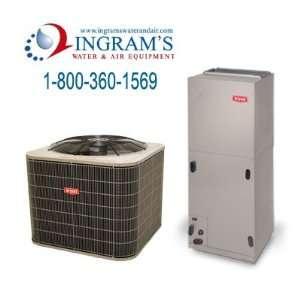 Bryant Complete Split System Heat Pump 213B Legacy 1.5 Ton