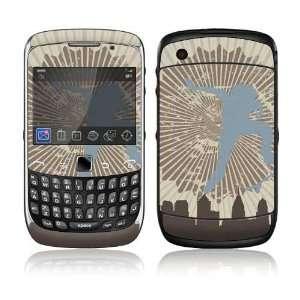 BlackBerry Curve 3G Decal Skin Sticker   Explore the City