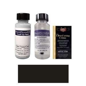 Oz. Dark Gray Metallic (Trim) Paint Bottle Kit for 1994 Mazda 929 (25
