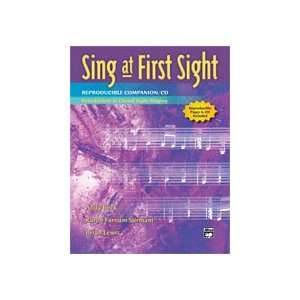 Sing at First Sight   Teacher Guide and CD Everything