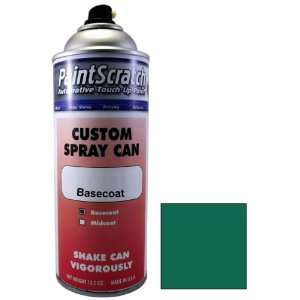 12.5 Oz. Spray Can of Emerald Green Pearl Metallic Touch Up Paint for