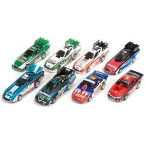 Release 6 (Assorted Box of 12 Cars) HO Scale Slot Cars Toys & Games