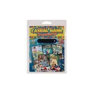 Pc Treasures Casual Game Treasures 5 Pack 2 Gb Usb Book