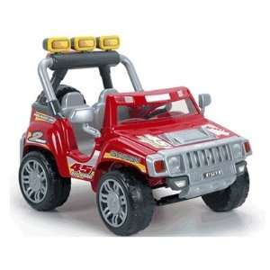 Injusa Two Evasion Jeep Ride On Toy Toys & Games