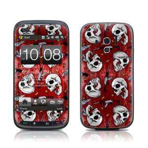 Issues Protective Skin Decal Sticker for HTC Touch Pro2 (W