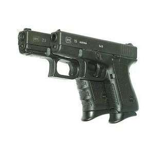 Glock Mid  & Full Size Grip Extension, Black: Sports