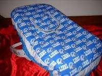 Baby Nursery Crib Bedding Set W Denver Broncos Fabric