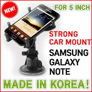 NEW Luxury Strong Car Mount Holder for SAMSUNG GALAXY NOTE GT N7000