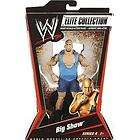 BIG SHOW WWE MATTEL ELITE SERIES 13 ACTION FIGURE TOY