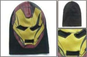 Beanie Marvel NEW Cap Hat Ski Mask   IRONMAN Iron Man