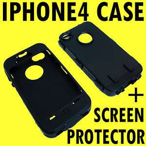 SCREEN PROTECTOR iPhone 4 4S iPhone4S DROP PROOF CONSTRUCTION