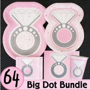 With This Ring Bridal Shower Party Supplies & Ideas   64