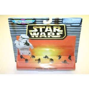 Star Wars Micro Machine Imperial Officers Toys & Games